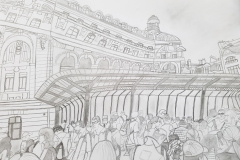 Travels of Sketches: Musee d'Orsay