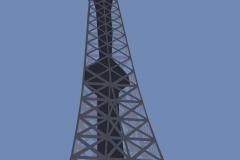 Geometrical Eiffel Tower