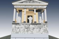 British Museum: Greek Temple