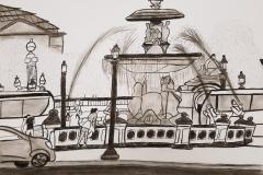 Travels of Sketches: Place de la Concorde