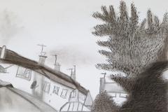 Travels of Sketches: Garden